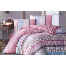 """Комплект постельного белья """"Розовое утро"""" полуторный 150133-010"""