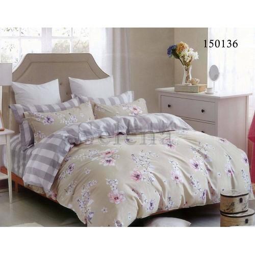 """Комплект постельного белья """"Анжелика"""" евростандарт 150136-030"""
