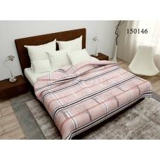 """Комплект постельного белья """"Розовый парк"""" полуторный 150146-010"""