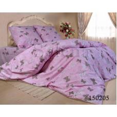 """Комплект постельного белья """"Бабочки Pink"""" полуторный 150205-010"""