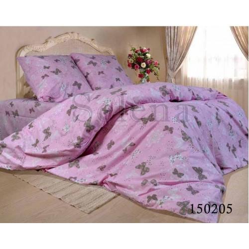 """Комплект постельного белья """"Бабочки Pink"""" семейный 150205-050"""