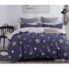 """Комплект постельного белья """"Бесконечные звёзды"""" полуторный 100068-010"""