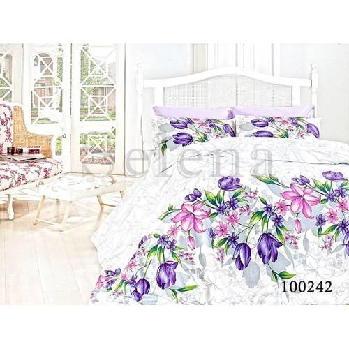 """Комплект постельного белья """"Лейла"""" двуспальный 100242-020"""