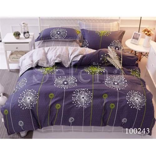 """Комплект постельного белья """"Одуванчики 2"""" евростандартный 100243-030"""