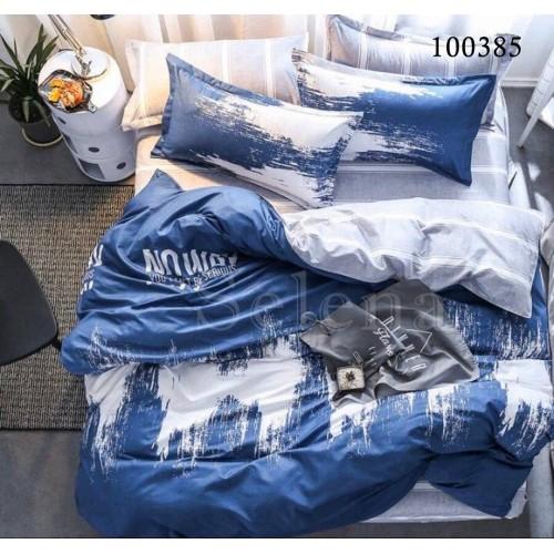 """Комплект постельного белья """"Лавина"""" евростандартный 100385-030"""