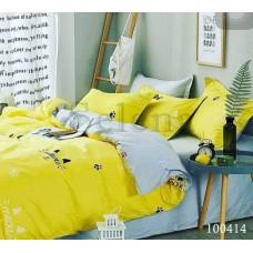 """Комплект постельного белья """"Мяу"""" двуспальный 100414-020"""
