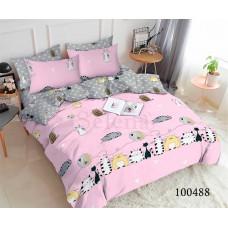 """Комплект постельного белья """"Котята непоседы pink"""" двуспальный 100488-020"""