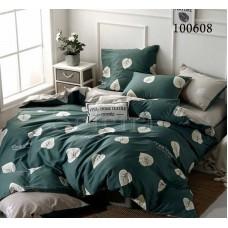 """Комплект постельного белья """"Зеленый чай"""" евростандарт 100608-030"""
