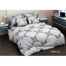 """Комплект постельного белья """"Клео"""" евростандарт 100616-030"""