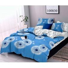 """Комплект постельного белья """"Одуванчик Blue 2"""" семейный 100830-050"""