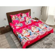 """Комплект постельного белья """"Принцессы"""" подростковый 110224-040"""