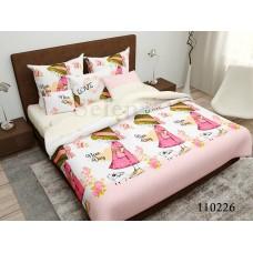 """Комплект постельного белья """"Мисс"""" подростковый 110226-040"""