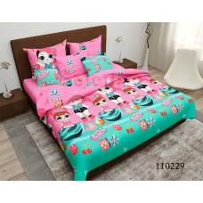 """Комплект постельного белья """"Куклы 3"""" подростковый 110229-040"""