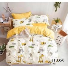 """Комплект постельного белья """"Жирафики"""" подростковый 110350-040"""
