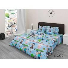 """Комплект постельного белья """"Игра 3"""" подростковый 110370-040"""