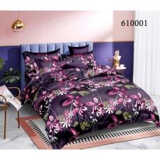 """Комплект постельного белья """"Ночные цветы"""" двуспальный 610001-020"""