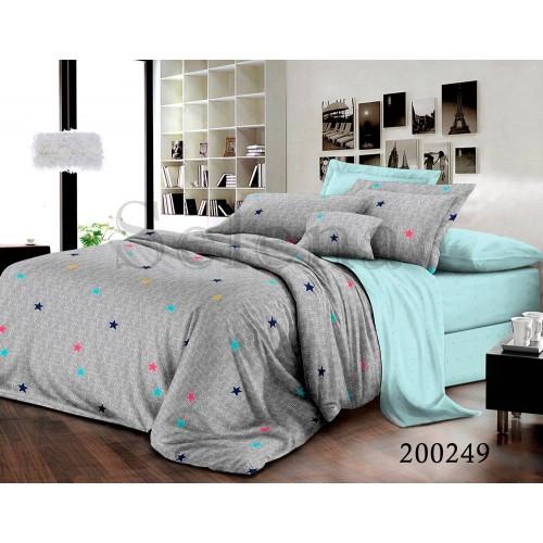 """Комплект постельного белья """"Звездочки"""" двуспальный 200249-020"""