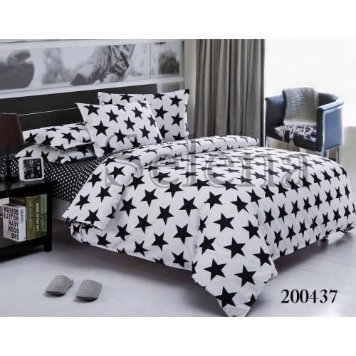 """Комплект постельного белья """"Звездный бум"""" двуспальный 200437-020"""