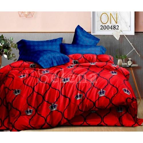 """Комплект постельного белья """"Корона"""" двуспальный 200482-020"""