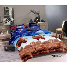 """Комплект постельного белья """"Воздушные шары"""" евростандарт 200496-030"""