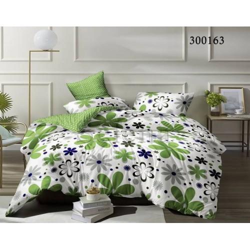 """Комплект постельного белья """"Зелёная лужайка"""" евростандартный 300163-030"""