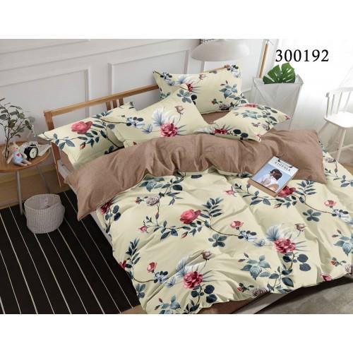 """Комплект постельного белья """"Аромат роз"""" евростандарт 300192-030"""