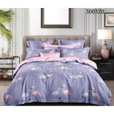 """Комплект постельного белья """"Фламинго дуэт"""" семейный 300320-050"""