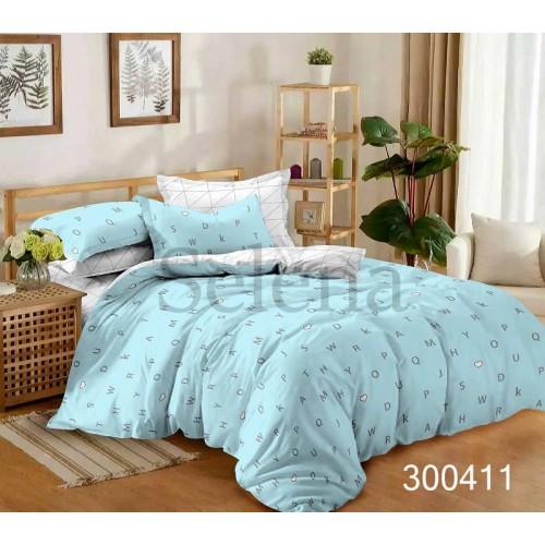 """Комплект постельного белья """"Алфавит"""" евростандартный 300411-030"""