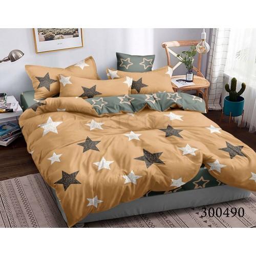 """Комплект постельного белья """"Млечный звездопад"""" двуспальный 300490-020"""