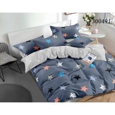 """Комплект постельного белья """"Цветные звезды 2"""" полуторный 300491-010"""