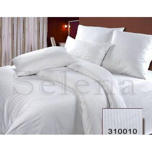 """Комплект постельного белья """"Импреза White Stripe"""" двуспальный 310010-020"""