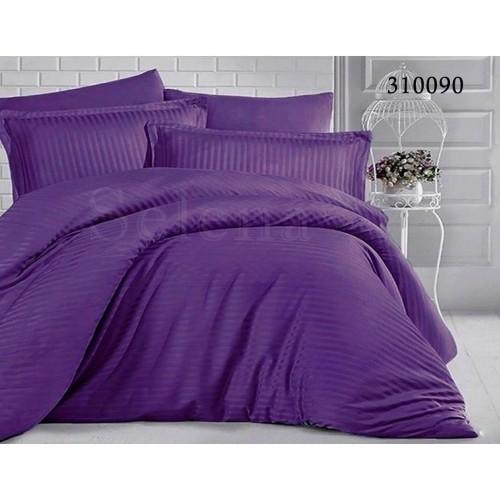 """Комплект постельного белья """"Импреза Violet Stripe"""" семейный 310090-050"""